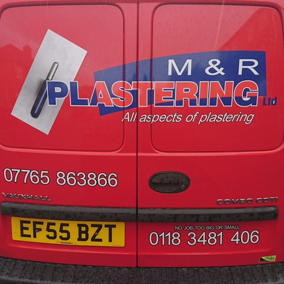 dont look any further than m & r for a plasterer in reading
