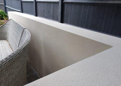 external wall rendering reading