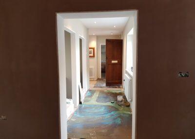 plasterered walls reading